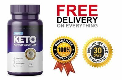 PUREFIT KETO ADVANCED WEIGHT LOSS (60 Capsules) FREE & FAST SHIPPING
