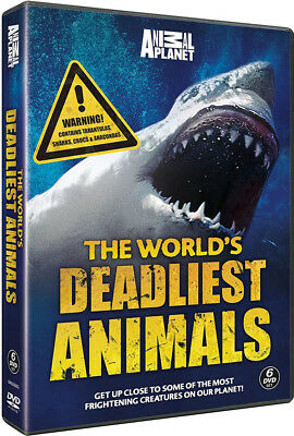 Deadliest Animals - Gift Set DVD (6 Discs)