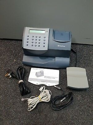 Pitney Bowes DM50 Digital Franking Mailing Machine Small Office Series Scales