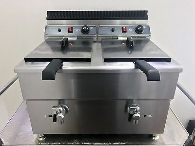 Gas Fryer / Chips Fryer/ Chip Fryer Table Top ACE (LPG GAS) EN442