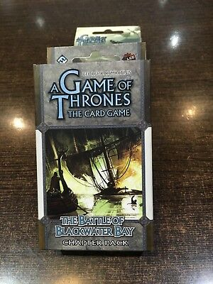 A Game of Thrones THE BATTLE OF BLACKWATER BAY Chapter pack Fantasy flight LCG