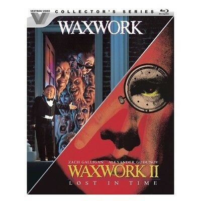 Lions Gate Home Ent Br50579 Waxworks Compilation (Blu Ray W/digital Hd) (Ws/e...