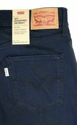 NWT Levi's 311 Women's SHAPING SKINNY Jeans: 196260083