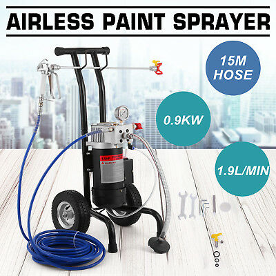 M819-A All-in-One Airless Paint Sprayer 15m Gun Spray Painting Extension Filter