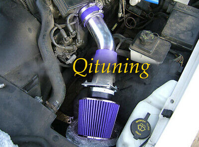 Blue For 1992-1995 Mercury Grand Marquis 4.6L V8 Air Intake Kit + Filter