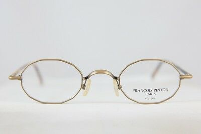 bf60d8d954d Vintage Great Francois Pinton Eyeglasses Brille New Old Stock!