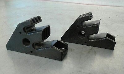 BMW R1150GS 2001 Front Riders seat saddle mount catch brackets