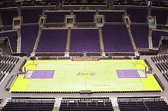 2 Tickets Section 318 Row 1 Celtics vs Lakers at Staples Center 3/9