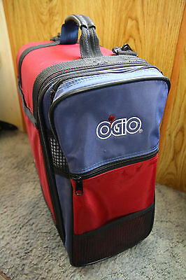OGIO THE ORIGINAL Locker Bag w  Strap Gym Bag Red -  25.00  ae0137b4b1f3f