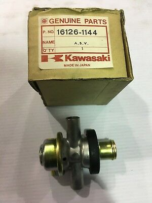 New Genuine Kawasaki Gtr Zx10 Zr1100 Zephyr Air Switch Valve 16126-1144