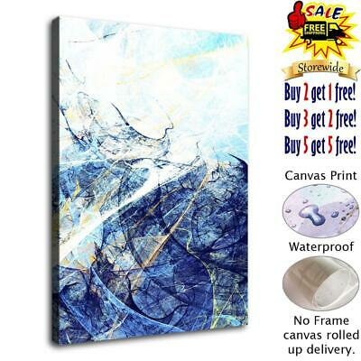 """12""""x16""""Abstract HD Canvas print Paintings Home Decor Picture Room Wall art"""