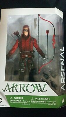 DC Collectibles Arrow ARSENAL - NIB