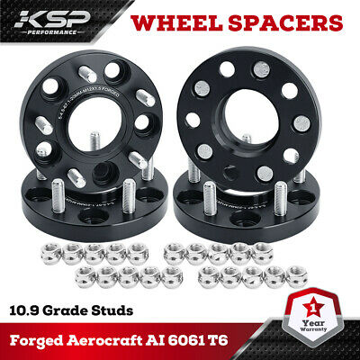 4pc 5x4.5 Wheel Spacers 20mm M12x1.5 For Jeep Compass Patriot Prospector Mazda