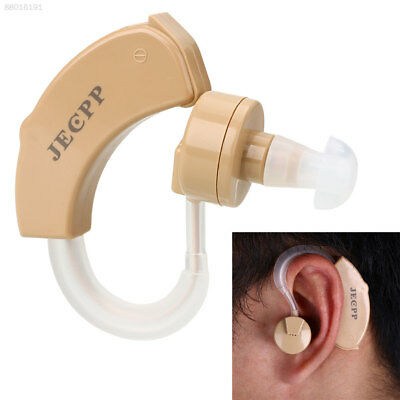 D8DB Adjustable Mini Digital Hearing Aid Kit Behind the Ear in Sound Voice