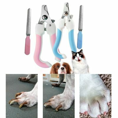 Scissor Cat Claw Trimmer Dog Nail Clipper Pet Toe Care Tool Grooming Product
