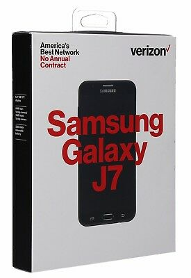 *NEW* SAMSUNG GALAXY J7 Verizon Prepaid 4G Lte 16Gb 5 5