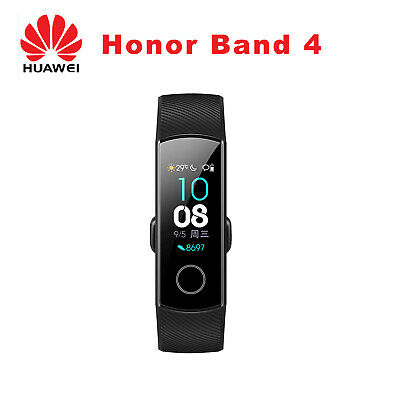 Huawei Honor Band 4 Armband AMOLED Touchscreen Bluetooth Herzfrequenz Fitnessuhr