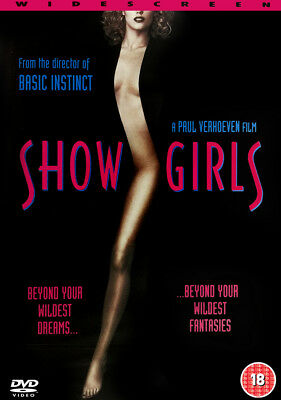 Showgirls DVD | (From the Director of Basic Instinct)