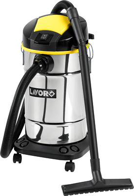 Lavor Trenta X Silent Wet & Dry Vacuum Cleaner Canister Industrial Cleaner