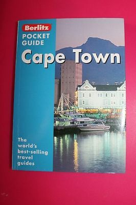 Cape Town Berlitz Pocket Guide by Berlitz Publishing Company (Paperback, 2003)