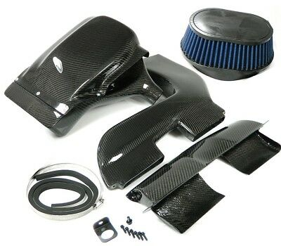 TA TECHNIX CARBON AIRBOX, AIR-INTAKE + TEILEGUTACHTEN - BMW 335i Biturbo N54
