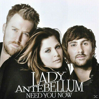 Lady Antebellum - Lady Antebellum - Need You Now [CD]