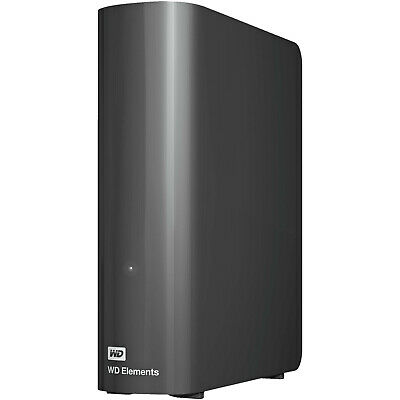 WD Elements™ Desktop, 4 TB HDD, 3.5 Zoll, extern