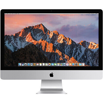 APPLE MNE92D/A iMac, All-In-One-PC, Core i5 Prozessor, 8 GB RAM, 1 TB Fusion Dri
