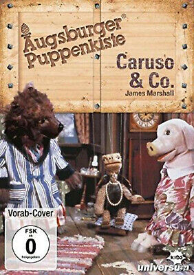 Caruso & Co. - Augsburger Puppenkiste [DVD]