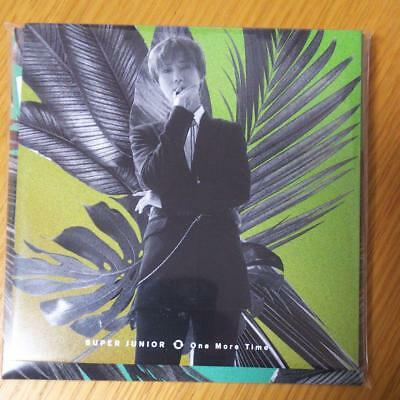 SUPER JUNIOR One More Time Yesung ver. Concert Hall Limited CD Japan K-POP