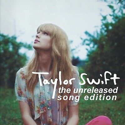 Taylor Swift - The Unreleased Song Edition (Rare and Unreleased Songs)