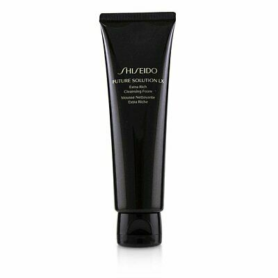 Shiseido Future Solution LX Extra Rich Cleansing Foam (Unboxed) 125ml Cleansers