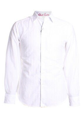 Robert Graham Bumbles Classic Fit Stripe Sport Shirt NWT S L
