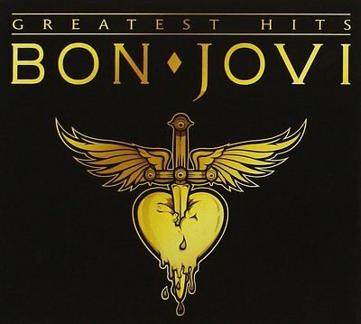Bon Jovi - Greatest Hits: The Ultimate Collection (Deluxe Ed) - UK CD album 2010