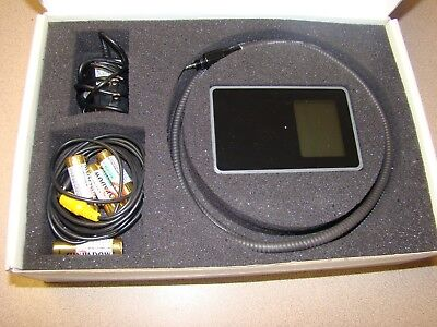 CEN-TECH Video Borescope Inspection Camera