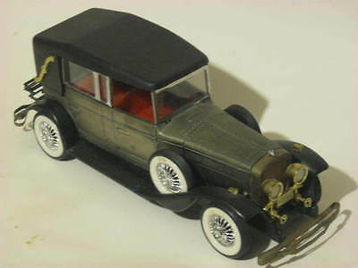 Vintage 1928 Lincoln Model L Convertible Automobile Shaped AM Radio Hong Kong