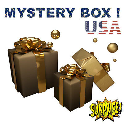 Mysteries Box! $35 ALL NEW-*Anything Possible* No Junk or Trash! Valentines Gift