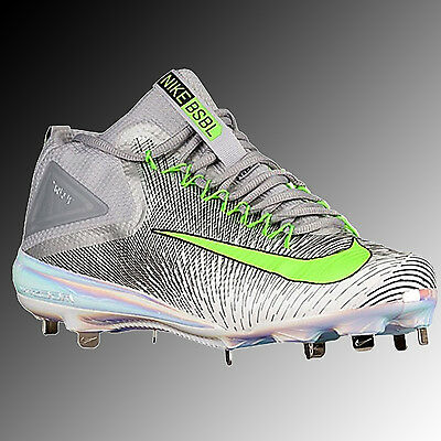 4192f91bd5fe Nike Zoom Trout 3 Luminescent Asg Metal Baseball Cleats 844627-031 Men 9