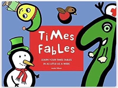 Times Fables: Learn your times tables in as little as a week *BRAND NEW*