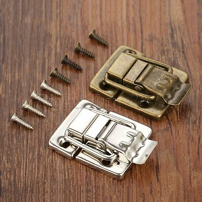 Trunk Jewelry Box Chest Suitcase Clip Toggle Latch Catch Hasp Trinket Fitting