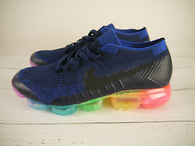 06b80aed7e16 SIZE 8.5 NIKE AIR VAPORMAX FLYKNIT   BETRUE TO EQUALITY  2017 - Brand New