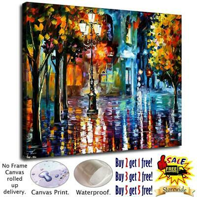 """12""""x16"""" Abstract HD Canvas print Painting Home Decor Picture Room Wall art"""