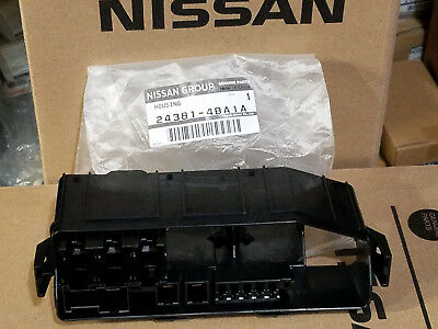 NEW Genuine Nissan Rogue 2014-2018 Fusible Link Holder Fuse Box 24381-4BA1A