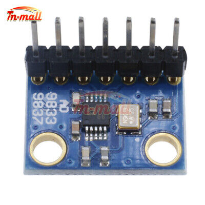 AD9833 DDS Signal Generator Module Programmable Microprocessors Sine Square Wave