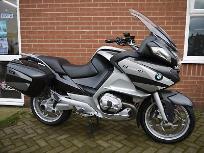 BMW R 1200 RT 2010 ABS FSH Sat Nav Luggage