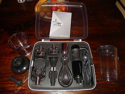 KitchenAid Deluxe hand blender ACCESSORIES