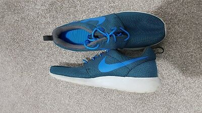 2cc4ed491d237d Nike Revolution 4 EU Men s Trainers Blue Running Shoes Light Weight Sneakers
