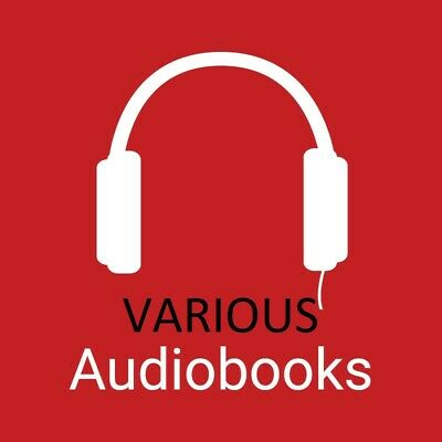 Audio Books VARIOUS AUTHORS: £1 for each: Sent to your EMAIL - AUDIOBOOKS below