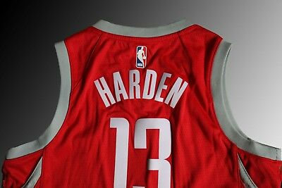 Nike Youth Houston Rockets James Harden Swingman Jersey NBA City Edition  Size M 78a7fcae2