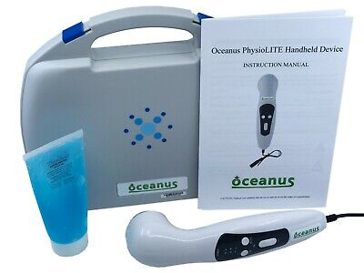 Oceanus PhysioLITE Shockwave Therapy Pain Device for Pain Relief Home Use